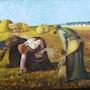 Les Glaneuses. Mireille Ruffinoni