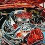 Moteur Camaro 2. Gilbert Verani