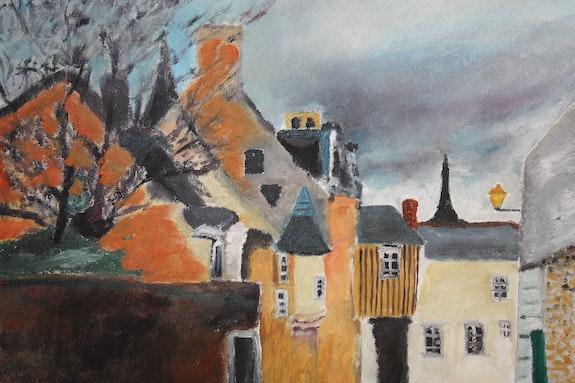Maisons de montreuil-bellay (49). Yvon Couchouron Yvon Couchouron