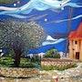 Moulin de daudet. Alain Faure En Peinture