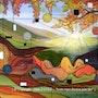 Haut folin. Alain Faure En Peinture