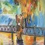 Les amoureux. Patrick Rouillard