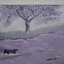 Paysage neigeux 3. Zabée Mc
