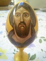 Christ pantocrator. Alevine