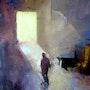 La porte. Sculpteur & Peintre
