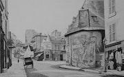 La bergerie de Gabrielle d'Estrées, rue du Mont - Cenis.. Gérard Baty