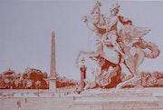 Place de la concorde. Gérard Baty