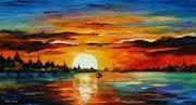 Paintings. John Planty