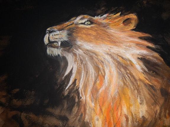 Sa Majesté King Lion. Mylene Caïe-Bertin Mylène Caïe-Bertin