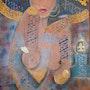 La femme aux ors et couronnes. Michèle G