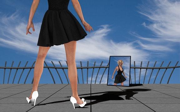 White Shoes. Art Massey Fineartmassey.com