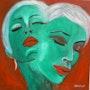 Double visage. Nathalie Vareille Sorbac