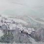 Sous la neige. Jean-Marc Moisy