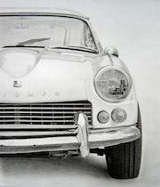 Triumph gt6.1967.