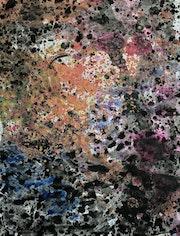 Univers des sens 020 - 50x65 -.