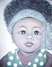 Petite haitienne.