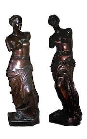 Escultura Venus del Nilo. Nelson Di R