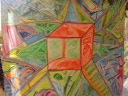 Le cube magique.