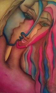 Last Kisser. Pilar Ortiz