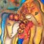 Forever Friends. Pilar Ortiz/pellë Art Concepts