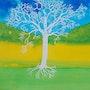 Il est tout blanc, mon arbre ! ! !. Joper