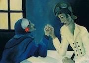 Série banale histoire d'amour, Le conflit.