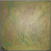 Infanticide du passe collection lumiere du dieu vivant n°3. Peinture Parfum Bijoux D Art
