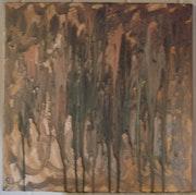 Cephalee respectueuse collection lumiere du dieu vivant n°6. Peinture Parfum Bijoux D Art