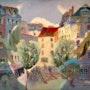 Les amoureux de Paris. Galerie Saint-Roch