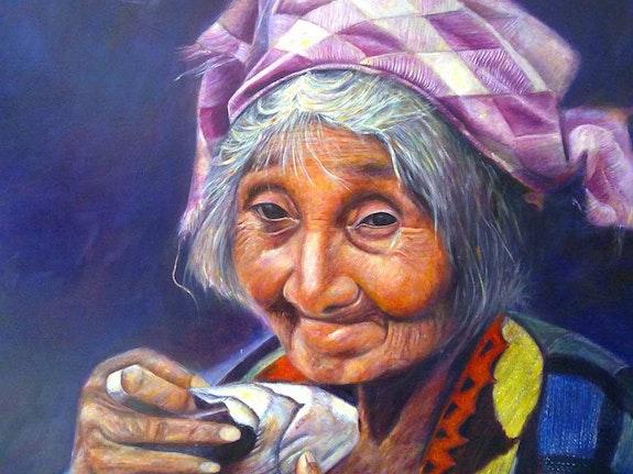 El fragil arte de la ternura. Luz Alvarez Torrealba Luzart