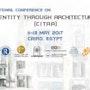 Identidad ciudades'A través de Arquitectura y Artes. Mohamed Abdallah