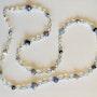 Snow necklace. Emcee Jewelry