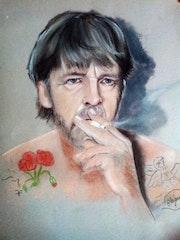 Portrait de renaud.