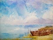 The boats. Pankaj Sisodiya