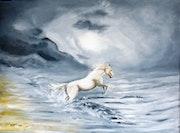 «Freudensprung» oder «Seepferd».