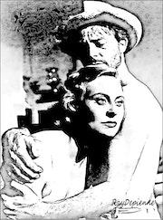 M. Morgan et G. Philipe. Raymond Marcel Depienne