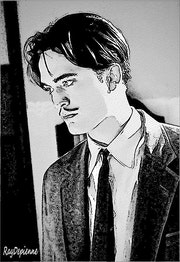 Salvador Dali. Raymond Marcel Depienne