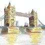 Tower of London. Bfj Wighton