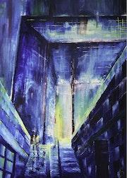 L'Arche; Composition no. 01. Etienne Pascal