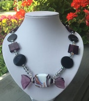 Candy Fantasy necklace. Emcee Jewelry