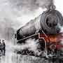 Nostalgia of Indian Steam locomotives 15. Kishore