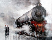 Nostalgia of Indian Steam locomotives 15.