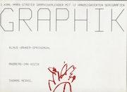 «Graphik calender» 1987 Couverture. Michèle Delbey