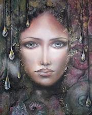 Crystal tears. Isabelle Le Pors