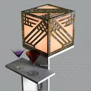 «The Cube» par Hilda Garman.