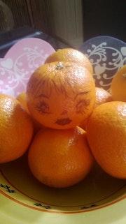 Je m'appelle clementinette.