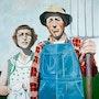 The Farmer and His Wife. John Atkinson