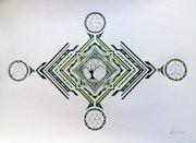 Géométrie Sacrée. Nic. L