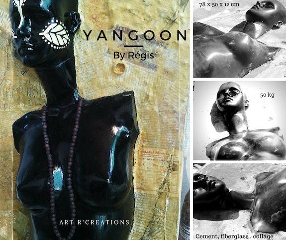Yangoon. Regis Serange Regis Serange
