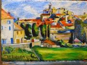 Village de Provence (France).